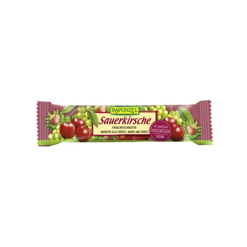Baton de fructe cu visine