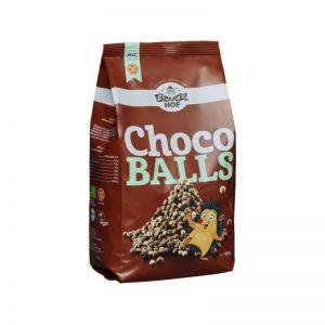 Bile crocante cu ciocolata bio fara gluten