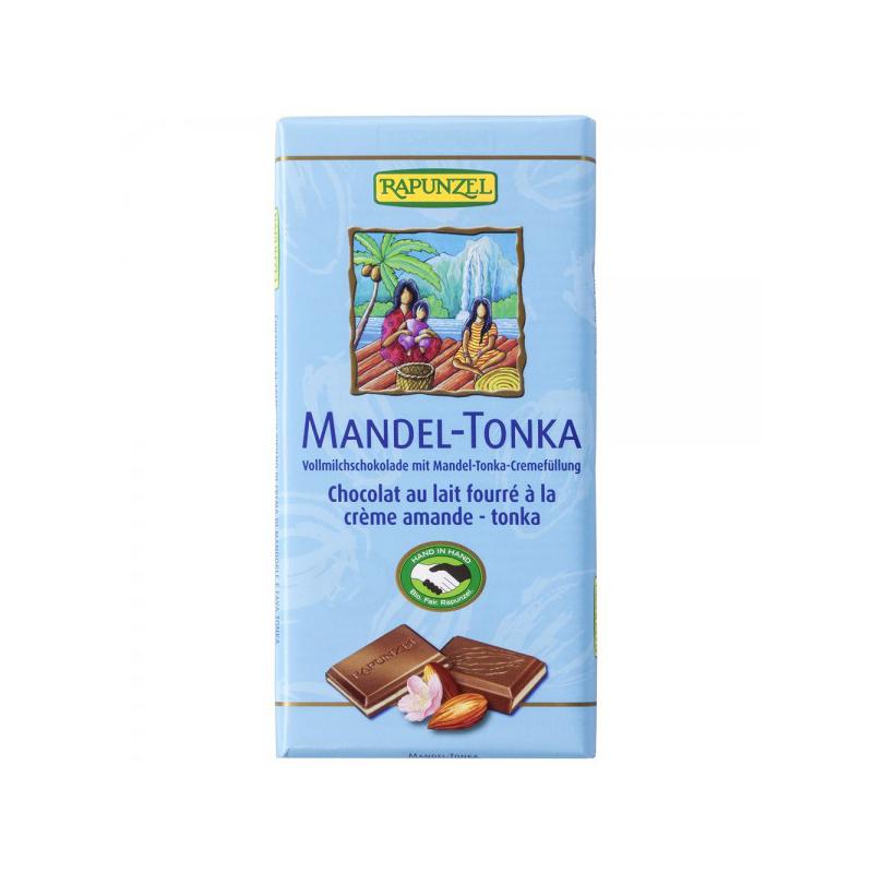 Ciocolata cu crema de Migdale si Tonka