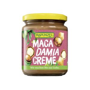 Crema Macadamia bio