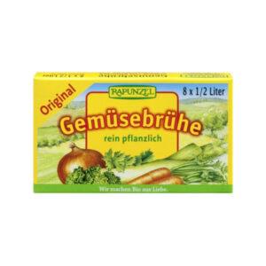 Cuburi de supa de legume original
