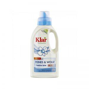Detergent lichid pentru rufe delicate si lana