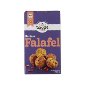Falafel Harissa cu ardei si chili
