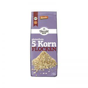 Fulgi din 5 cereale FARA GLUTEN