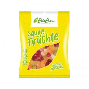 Jeleuri bio acrisoare de fructe VEGANE