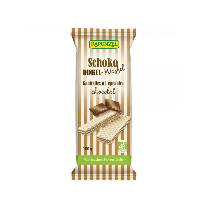 Napolitana bio cu ciocolata
