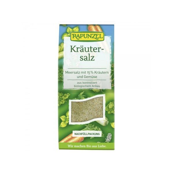 Sare de condimentat cu 15% ierburi si legume 500g