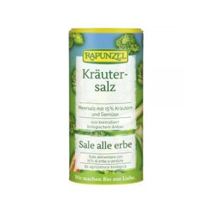 Sare de condimentat cu 15% ierburi si legume