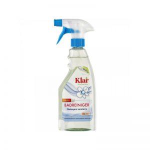 Solutie pentru curatat baia cu pulverizator