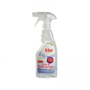 Solutie pentru curatat si degresat sticle cu pulverizator