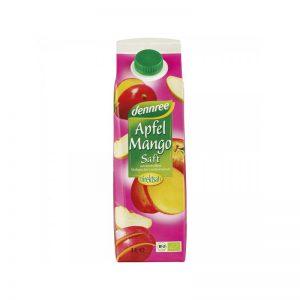 Suc de mere cu mango