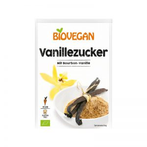 Zahar vanilie bourbon integral ecologic