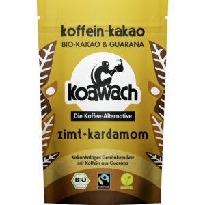Cacao cu guarana scortisoara si cardamom