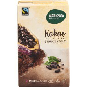 Pudra de cacao bio degresata FARA LACTOZA