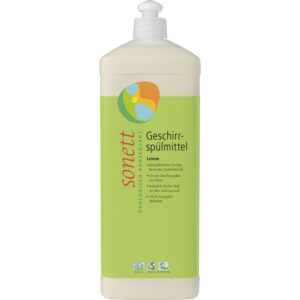 Detergent ecologic pentru spalat vase cu lamaie bio