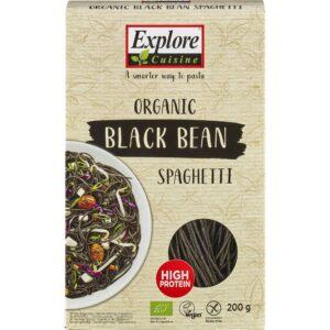 Spaghetti din linte neagra BIO FARA GLUTEN