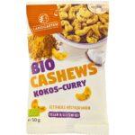 Caju cu cocos – curry