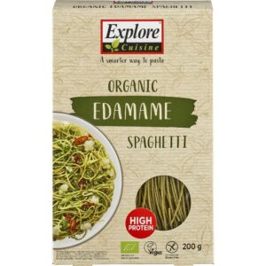 Spaghetti din edamame bio fara gluten